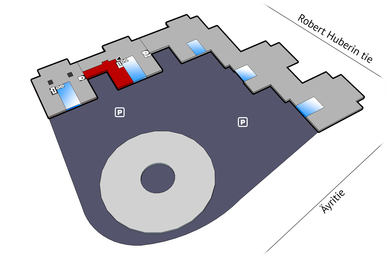 Äyritie 18, 241 m2 / 5krs