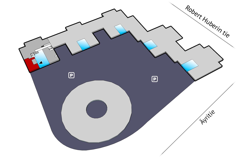 Äyritie 16, 106 m2 / 1. krs