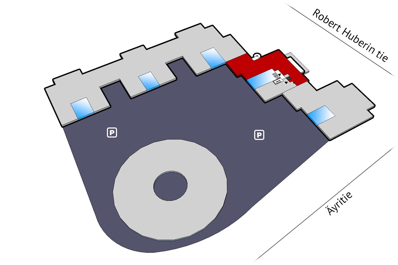 Äyriti 22, Tuike, 501 m2, 7. krs