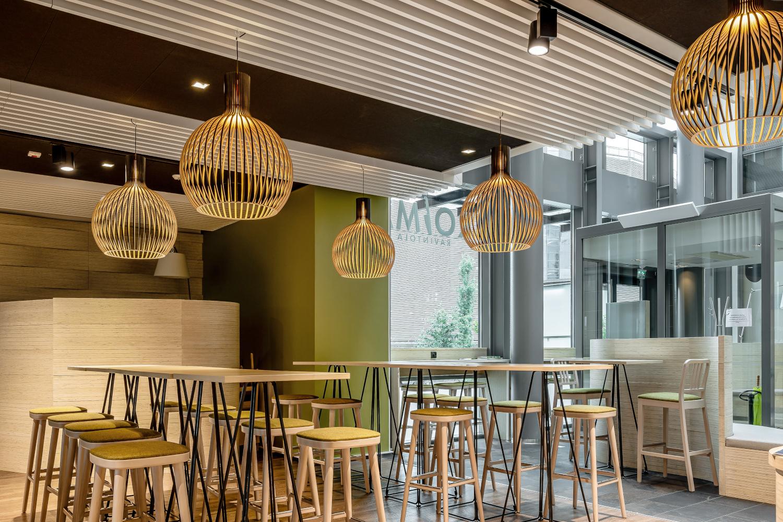 Toimitilat Vantaa | Plaza Business Park | ravintola