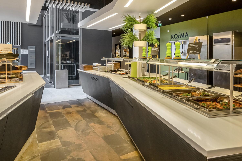 Lounasravintola | Plaza Business Park | Toimitilat Vantaa