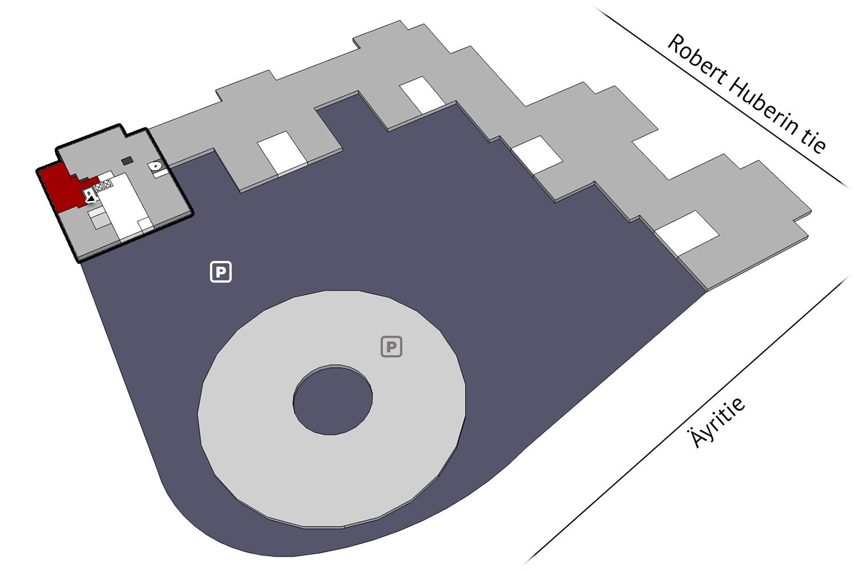 Vacant Premises Vantaa Finland Plaza Business Park Pilke 106 sqm 1st floor