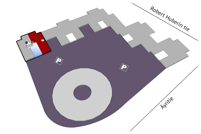01510 Äyritie 16 360 sqm 5th floor