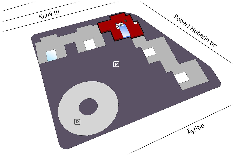 Äyritie 20 Plaza Business Park 938 m2 5. krs